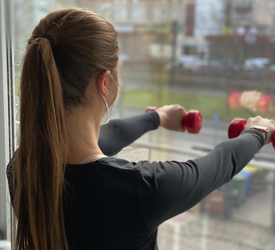 übung bei nackenschmerzen
